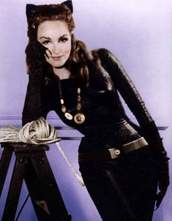 Catwoman Eartha Kitt Julie Newmar Who is Your Favorite C...
