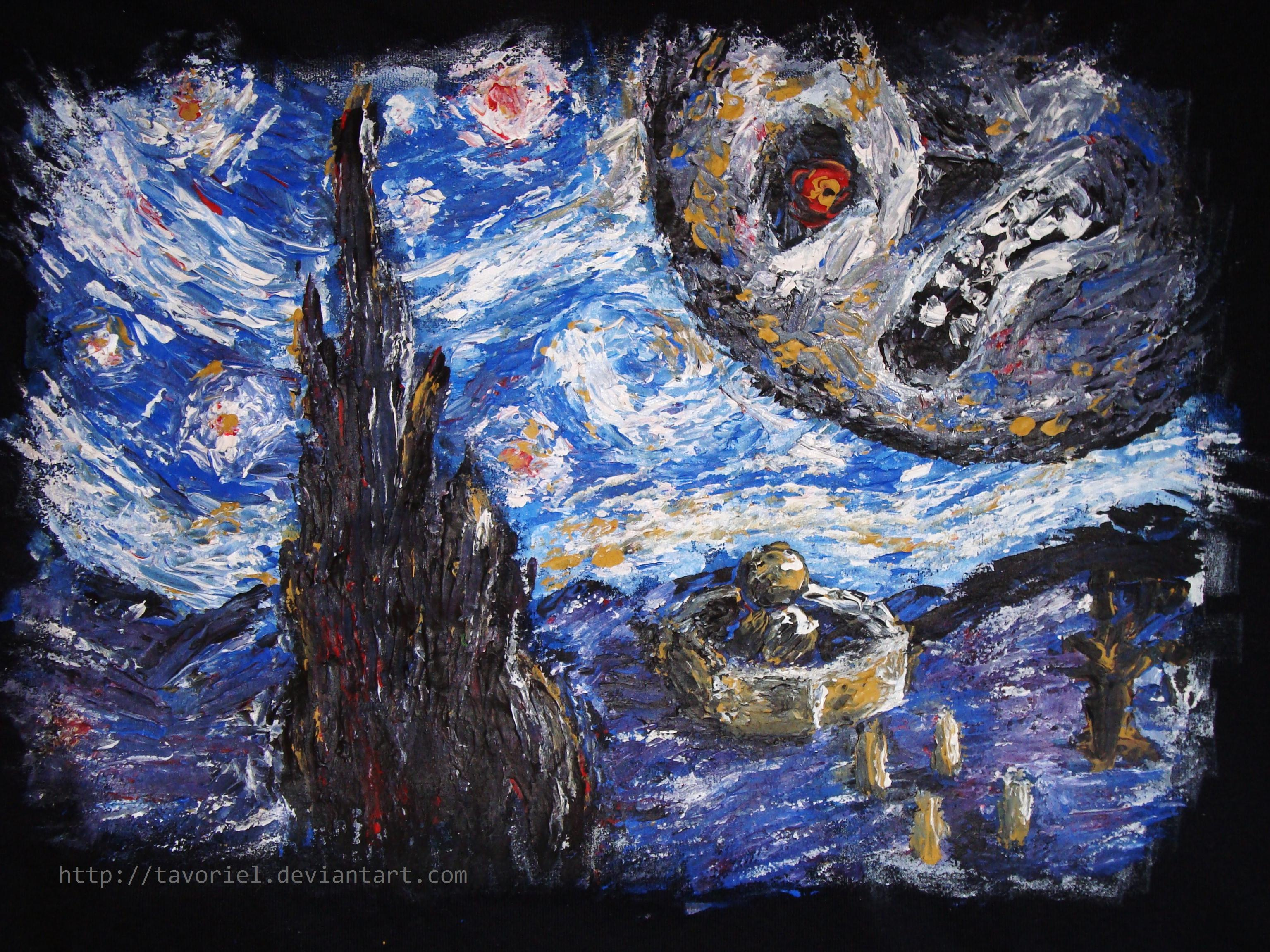 the starry night Vincent van gogh's starry night is one of the most famous pieces of art today but what is the true meaning of van gogh's masterpiece.