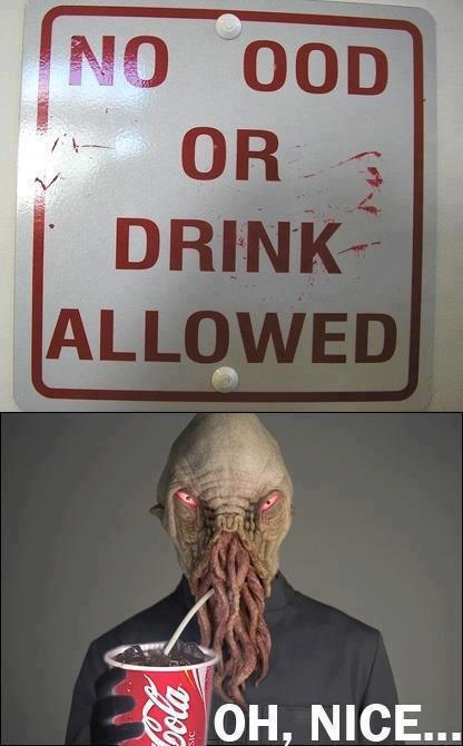 Got to love the Ood