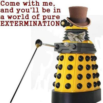 Charlie and the Dalek Factory