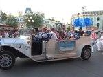 A Disneyland Vehicle