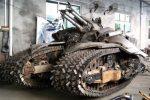 Nice Zombie Apocalypse vehicle