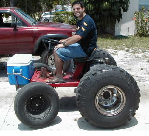 The lawn mower man - 2 7