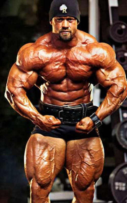 roided-out-bodybuilders-14 | Michael Bradley - Time Traveler