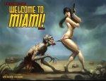 Florida tourism ad, post apocalypse