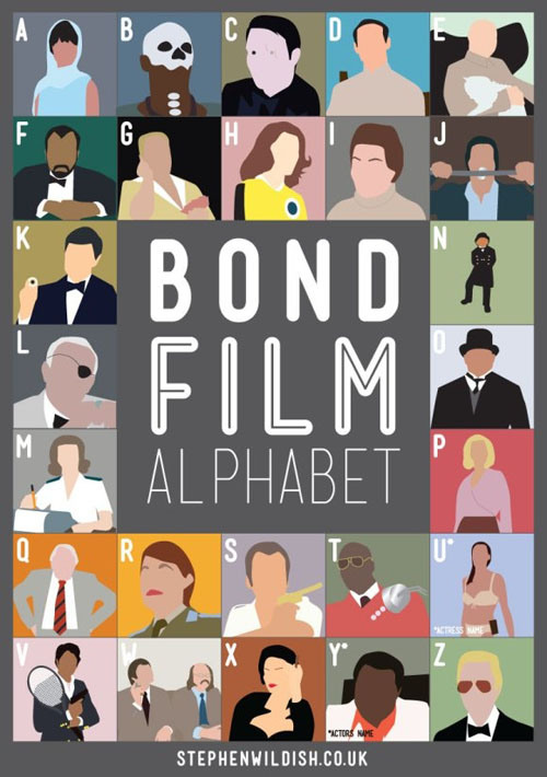 bond alphabet