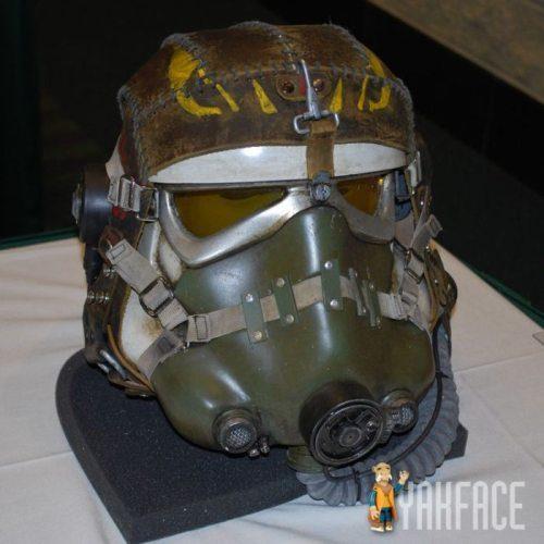 Stormtrooper Helmet Art Michael Bradley Time Traveler