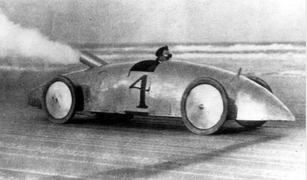 Stanley Steemer Race Car