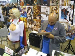 Cara Nicole (AZ Powergirl) and Alfred Trujillo