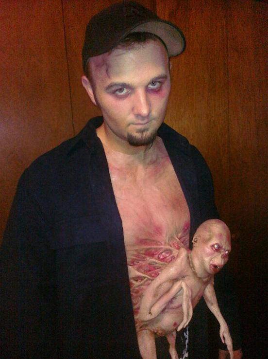 Halloween-Costumes-024 | Michael Bradley - Time Traveler