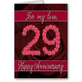 29th Wedding Anniversary Gift 005 - 29th Wedding Anniversary Gift