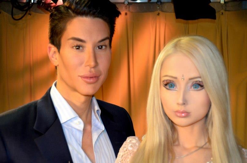 People Who Look Like Barbie