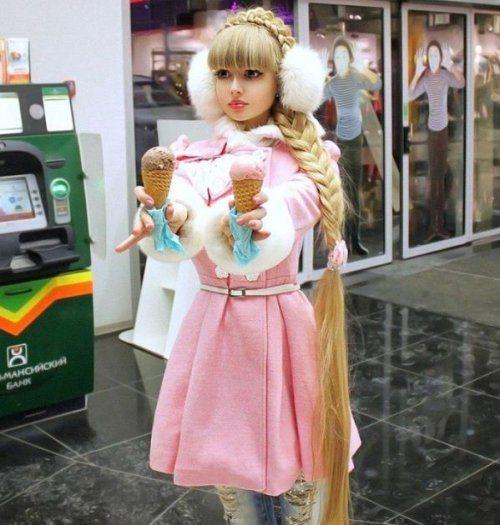 Creepy People Who Use Plastic Surgery To Look Like Dolls