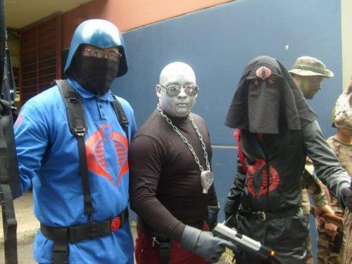 Cobra Villains