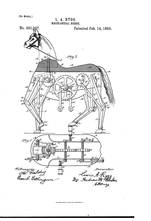 Ryggs-Mechanical-Horse