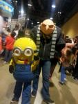 Despicable Me with Minion