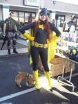 Christine Johnson as Batgirl