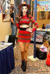 Vamptress LeeAnna Vamp as Freddy Krueger