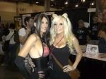 Cara Nicole and Jessica Nigri