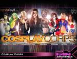 Awesome ladies of cosplay, Sara Moni, Vamptress LeeAnna Vamp, Nicole Marie Jean