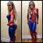 Lady Spiderman