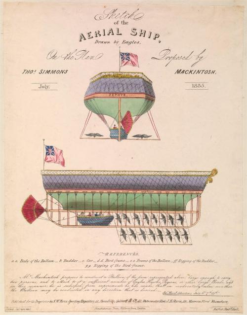 Mackintoshs-Aerial-Ship-Drawn-by-Eagles