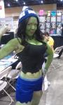 Toni Darling as She-Hulk