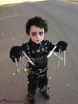Young Edward Scissorhands