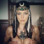 Adrianne Curry as Egyptian