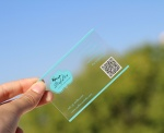 frosted-transparent-business-cards-qr