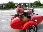Side car biker