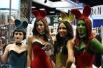 Star Trek Bunnies, Vamptress LeeAnna Vamp second from left