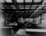 Architects at their drafting tables at the Treasury Department Building, Washington, D.C., 1912. (Courtesy of the National