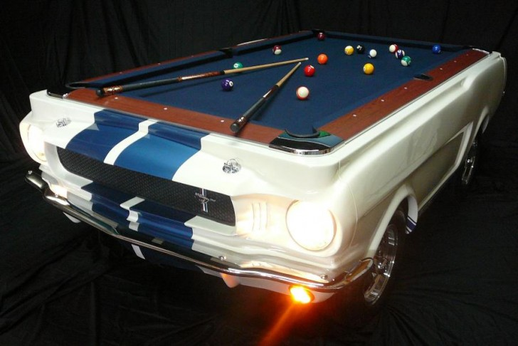 Cool Pool Tables >> Unusual Pool and Billiard Tables | Michael Bradley - Time ...