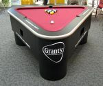 Unusually-shaped-Pool-Table-Triangle