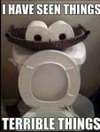 Toilet cosplay...