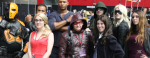 Arrow Cosplay, with actual cast member