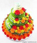 modular_origami_birthday_cake__1_by_origamimodulowe-d6cc3k1