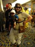 The Hangover cosplay