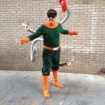Mike Syfritt as Dr. Octopus