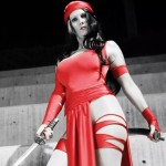 Cara Nicole as Elektra