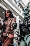 Hellboy (female), Abe Sapien from Hellboy (female)