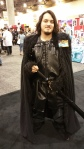 John Snow from Game of Thrones