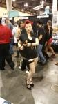 Black Widow done 40s style retro