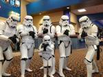 Stormtroopers come in all sizes
