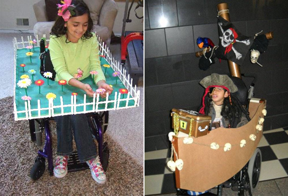 Cosplay For Wheelchairs Walkers And Strollers Michael