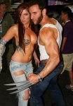 Witchblade and Wolverine