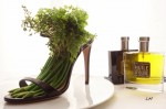 Veggie Shoes, apparently with perfume