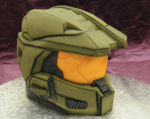 Master Chief Helmet from Halo