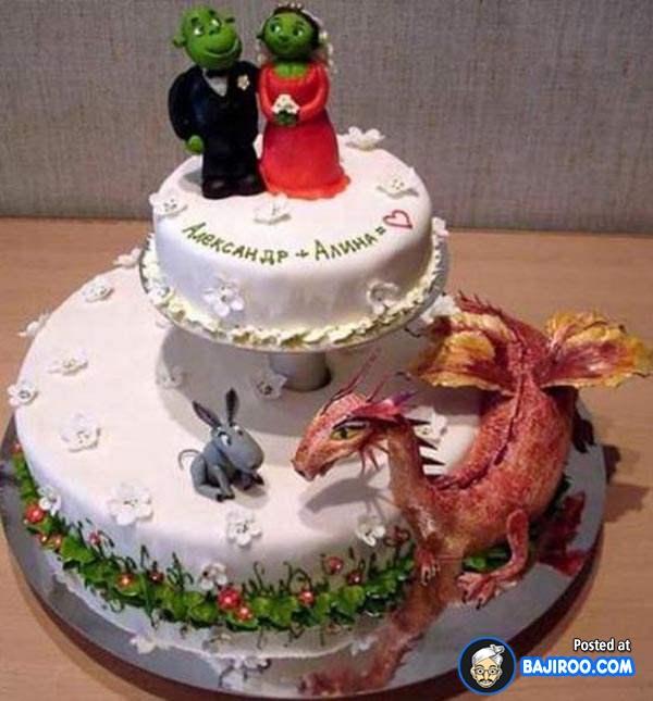 Most Creepy Funny Weird Cake Cakes Birthday Wedding Images Fun Pics